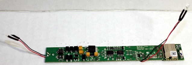 GP E-Z App Board ( HO GP35 E-Z App locomotive )